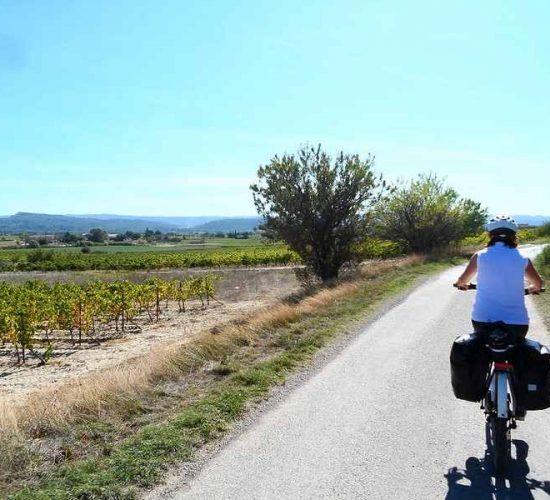 sur de francia en bicicleta