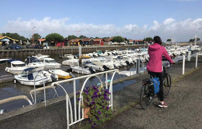 Viaje en bicicleta en familia en Francia