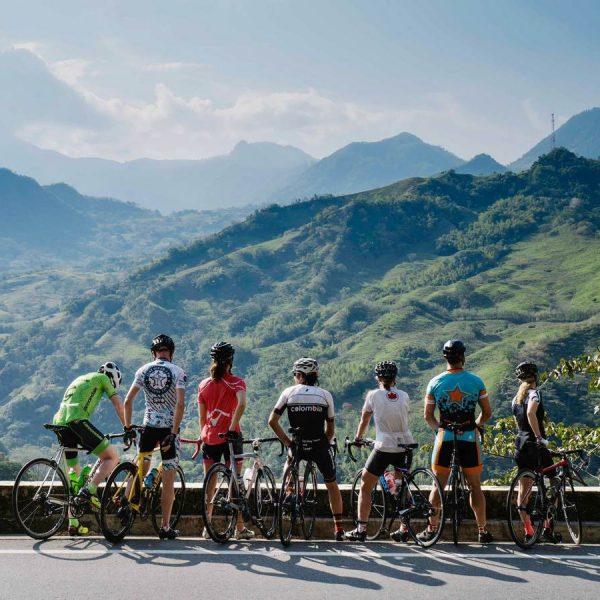 Colombia en bicicleta organizado