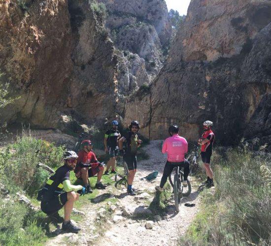 Viaje MTB en la Comunidad Valenciana (8)