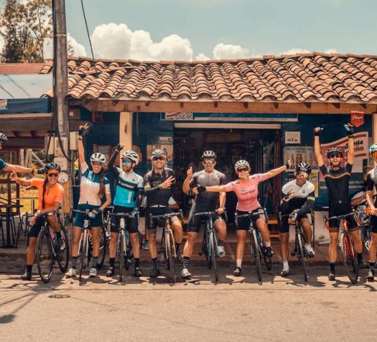 viaje en bicicleta en colombia